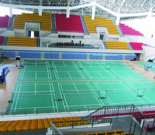 毕节体育馆地板