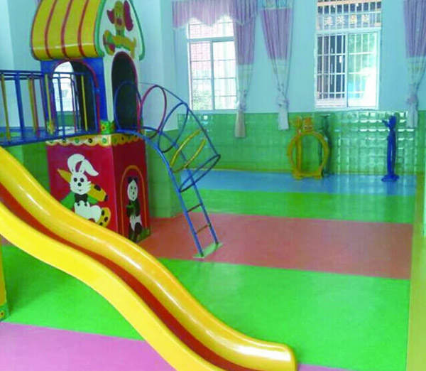幼儿园地板实例8