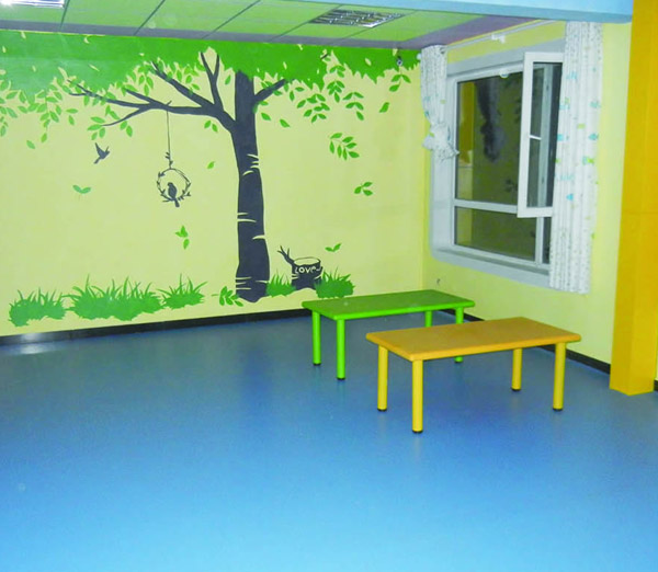 幼儿园地板实例7