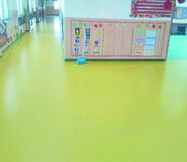 幼儿园地板实例6