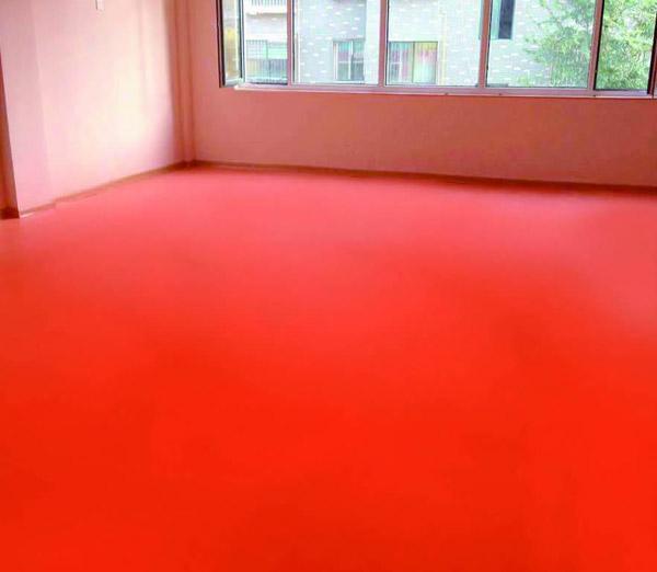 幼儿园地板实例5