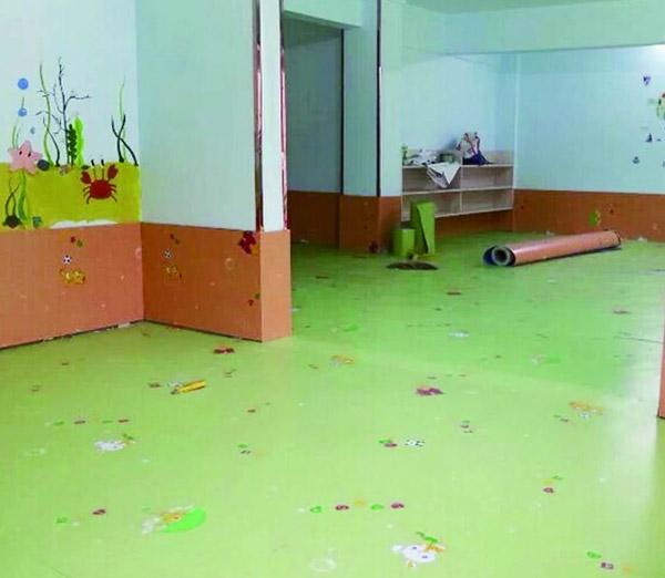 幼儿园地板实例3