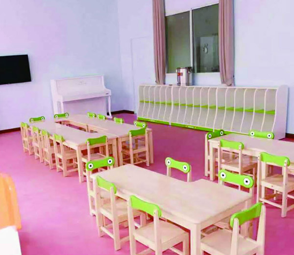 幼儿园地板实例2