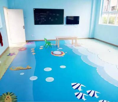 幼儿园地板实例12