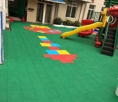 幼儿园悬浮地板003