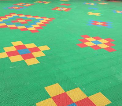 幼儿园悬浮地板005