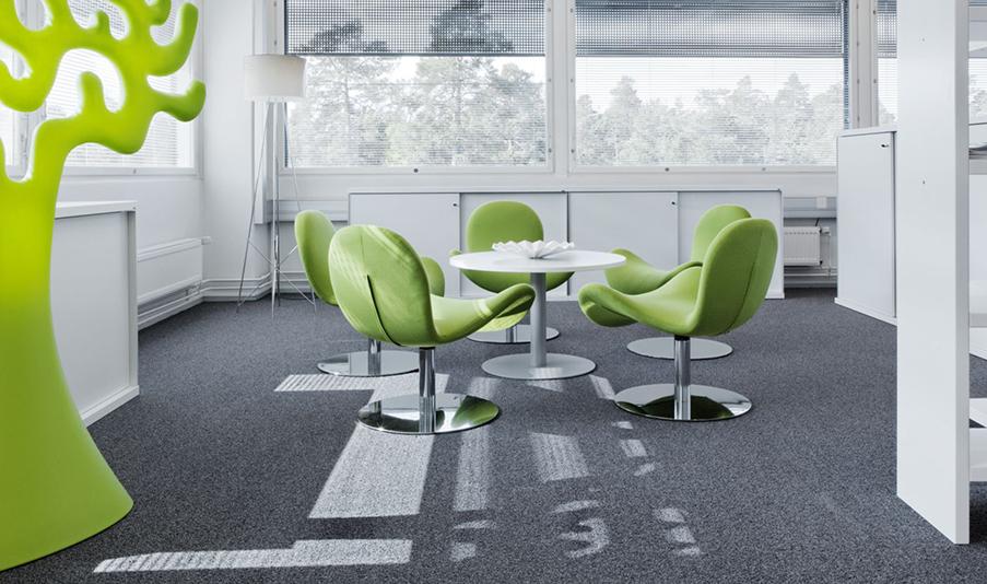 威孚地板商业办公案例A01