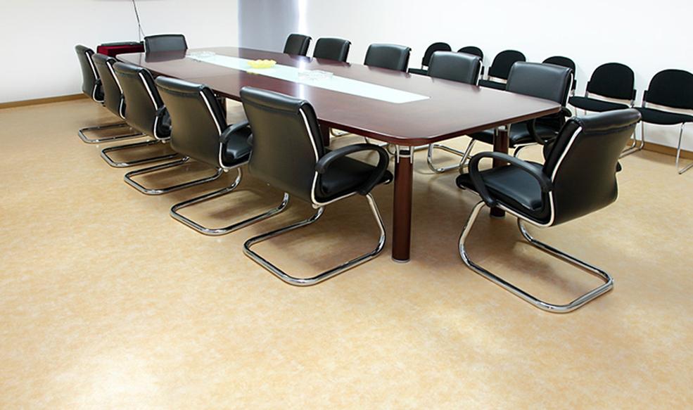 威孚地板商业办公案例A03