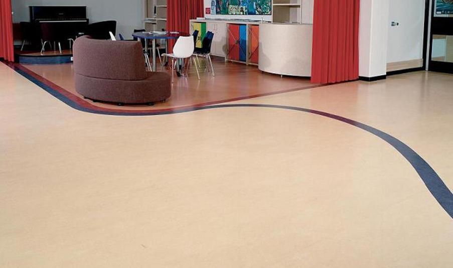 威孚地板商业办公案例A05