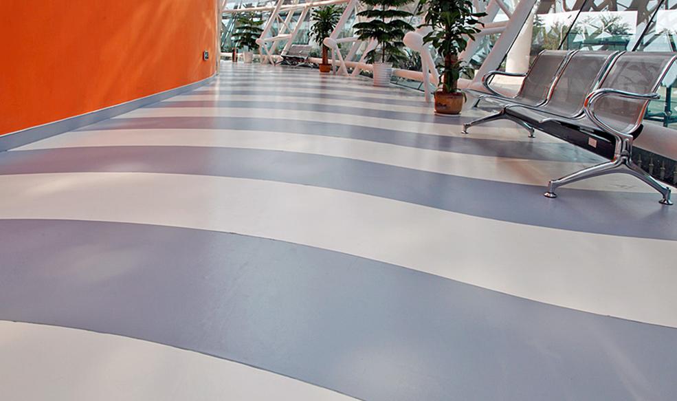 威孚地板商业办公案例A08
