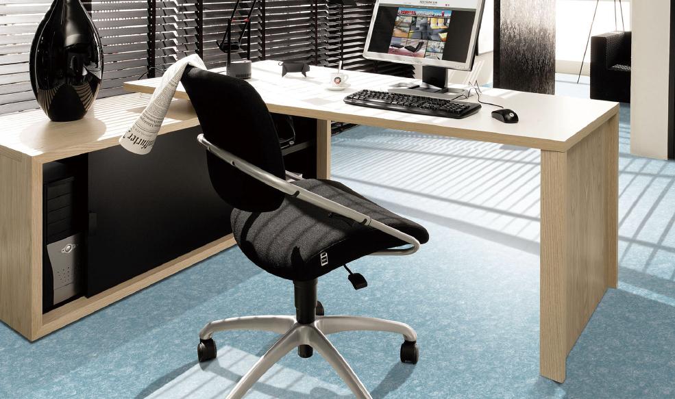 威孚地板商业办公案例A07